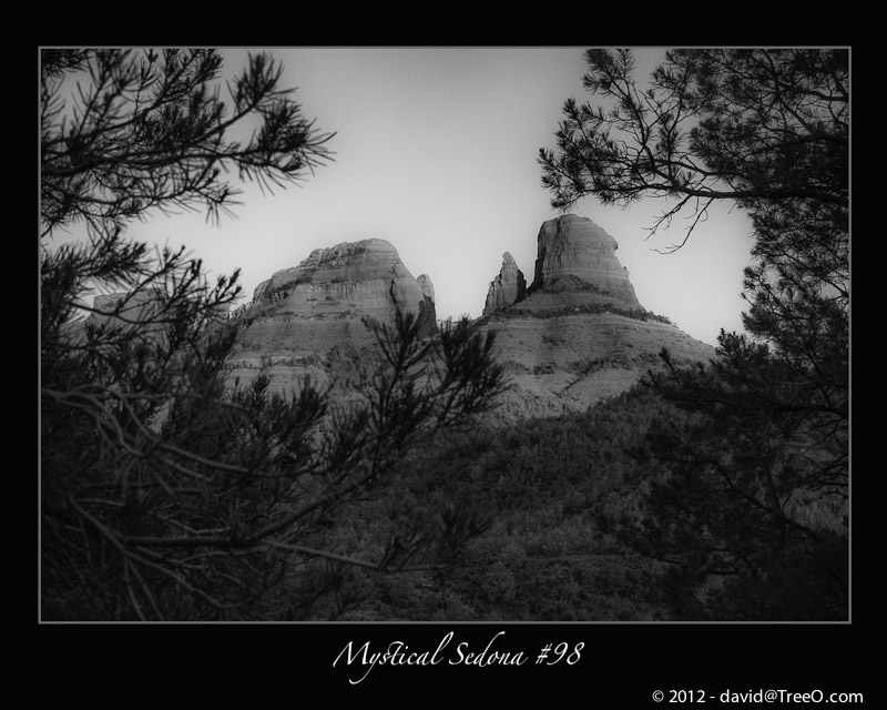 Mystical Sedona #98 - Sedona, Arizona - June 28, 2007