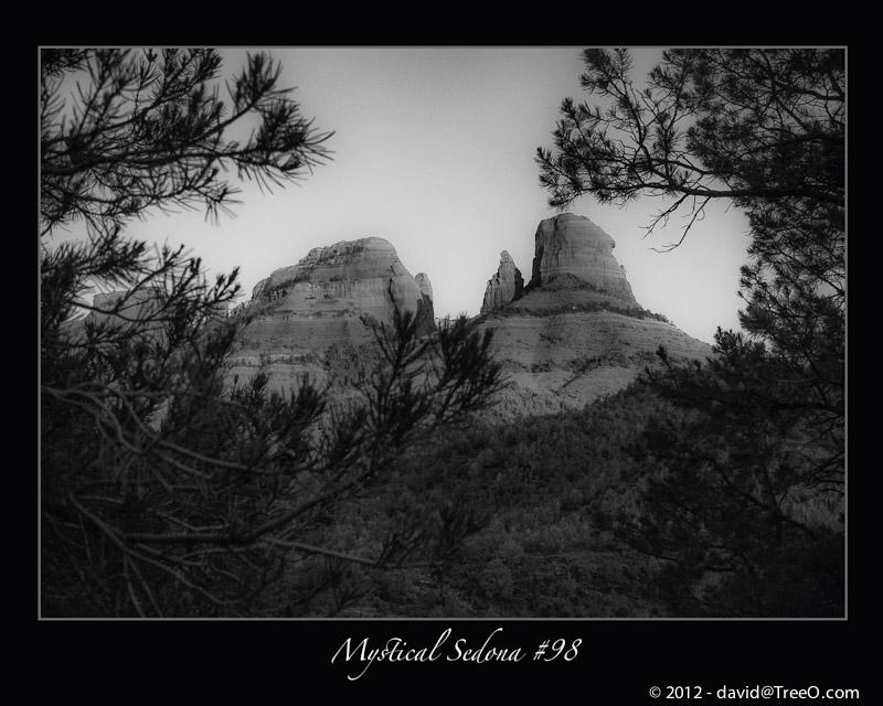 Mystical Sedona #98 - Sedona, Arizona - June 28, 2007