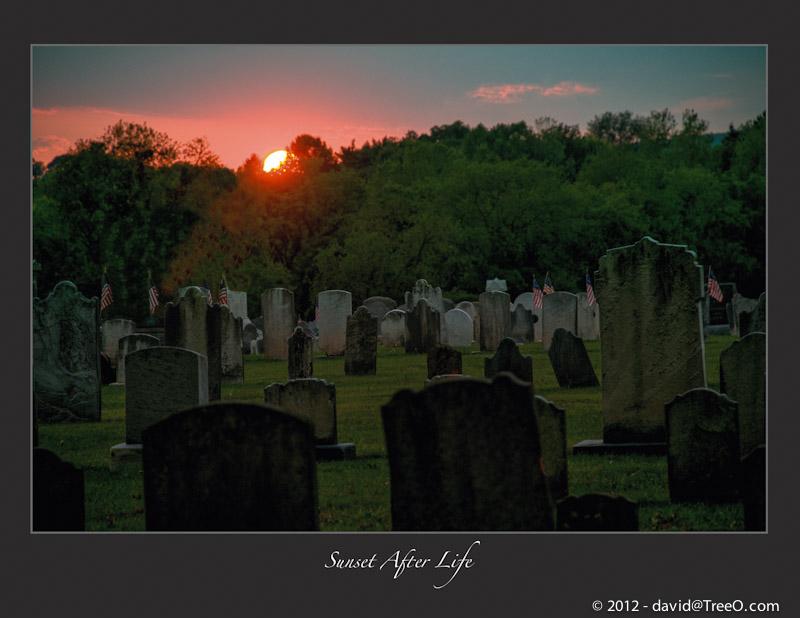 Sunset After Life - Philadelphia, Pennsylvania - September 7, 2008