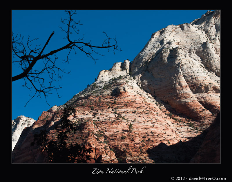 Zion National Park - Zion National Park, Utah - October 6, 2012