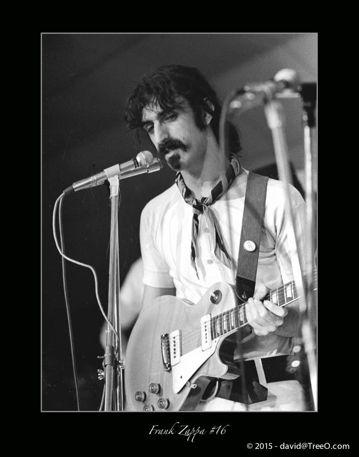 Frank Zappa #16