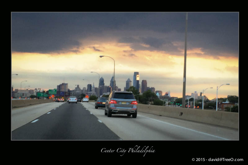 From I-95, Philadelphia - June 22, 2014