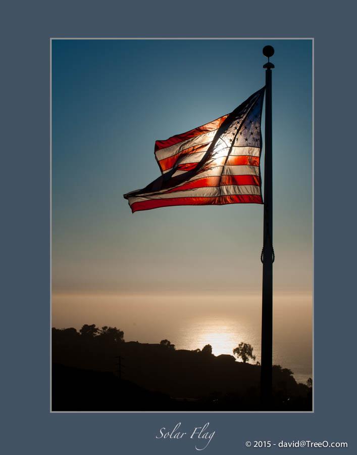 Solar Flag