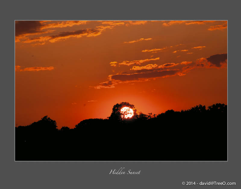 Hidden Sunset