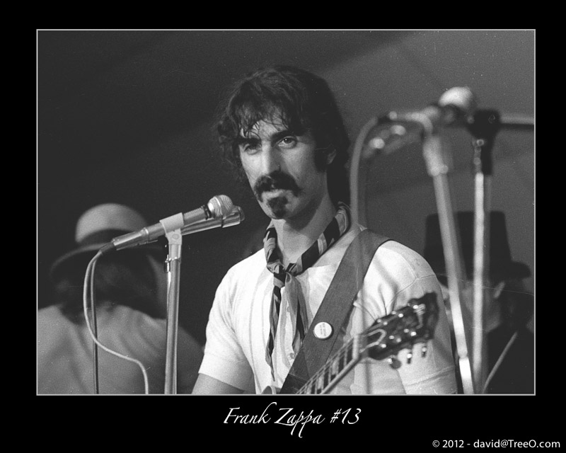 Frank Zappa at Thee Image – 1969