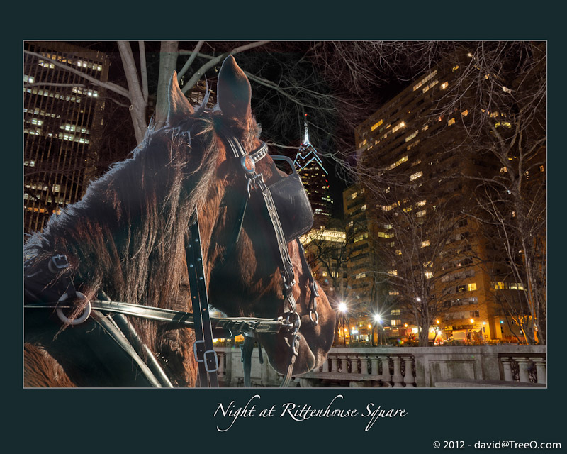 A Night at Rittenhouse Square