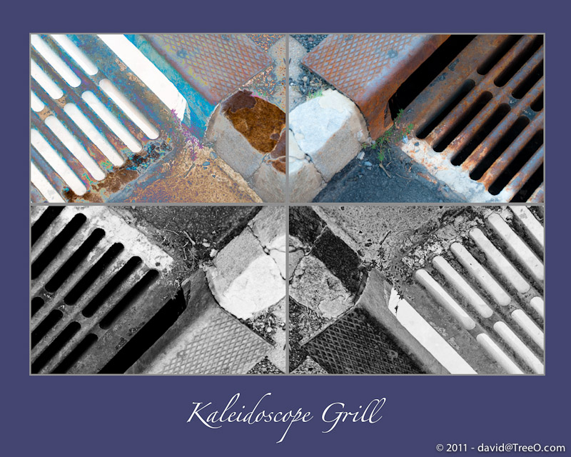 Kaleidoscope Grill