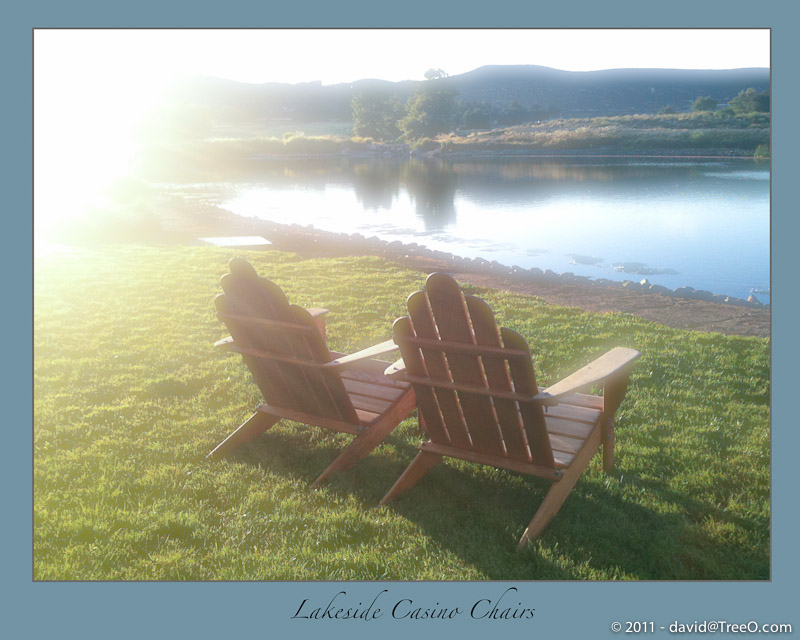 Casino Lakeside Chairs