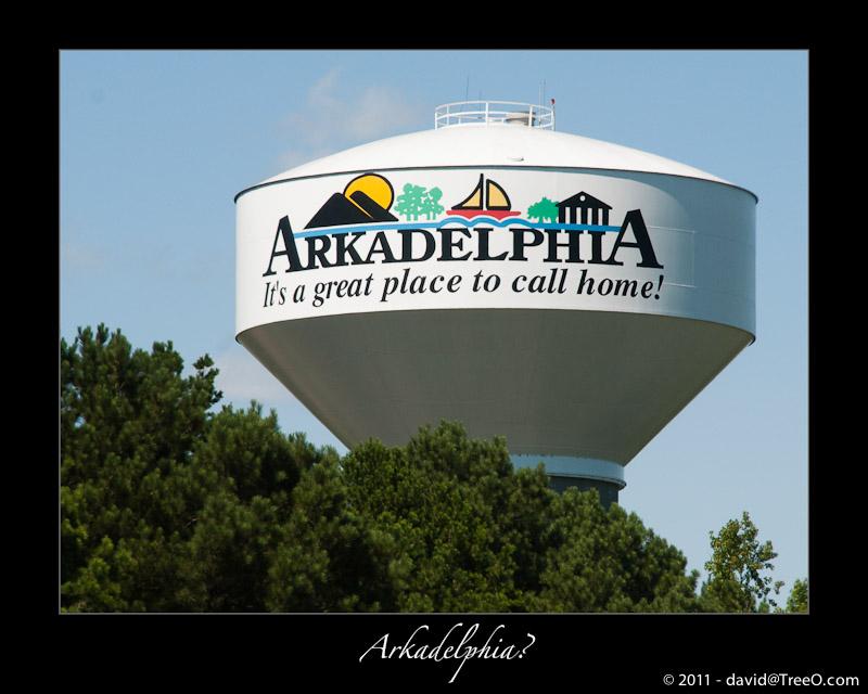 Arkadelphia?