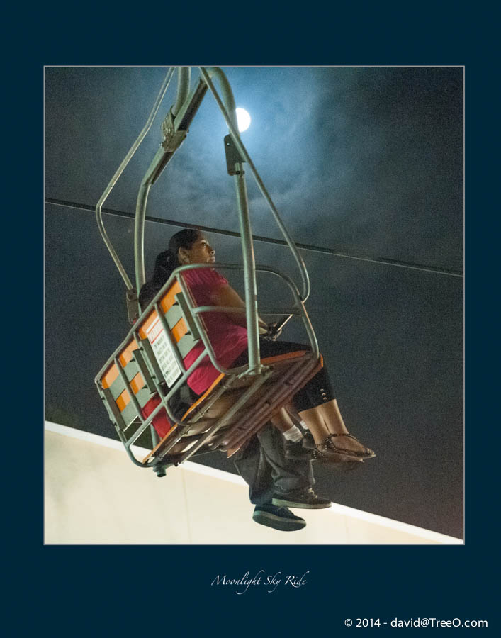 Moonlight Sky Ride