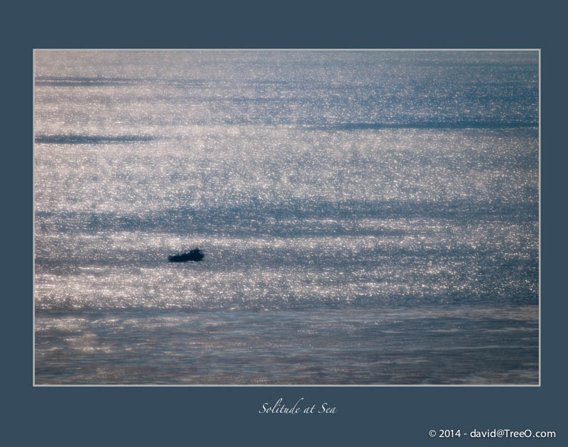 Solitude at Sea