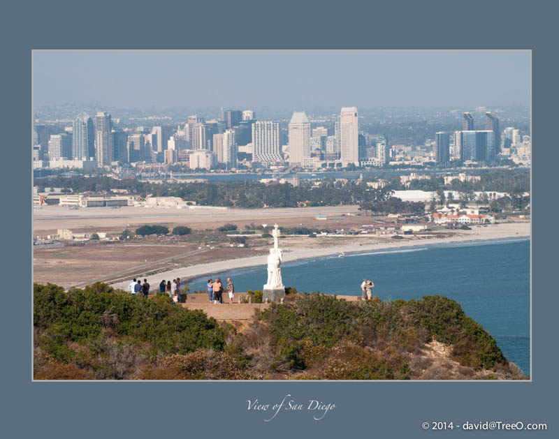 A View of San Diego