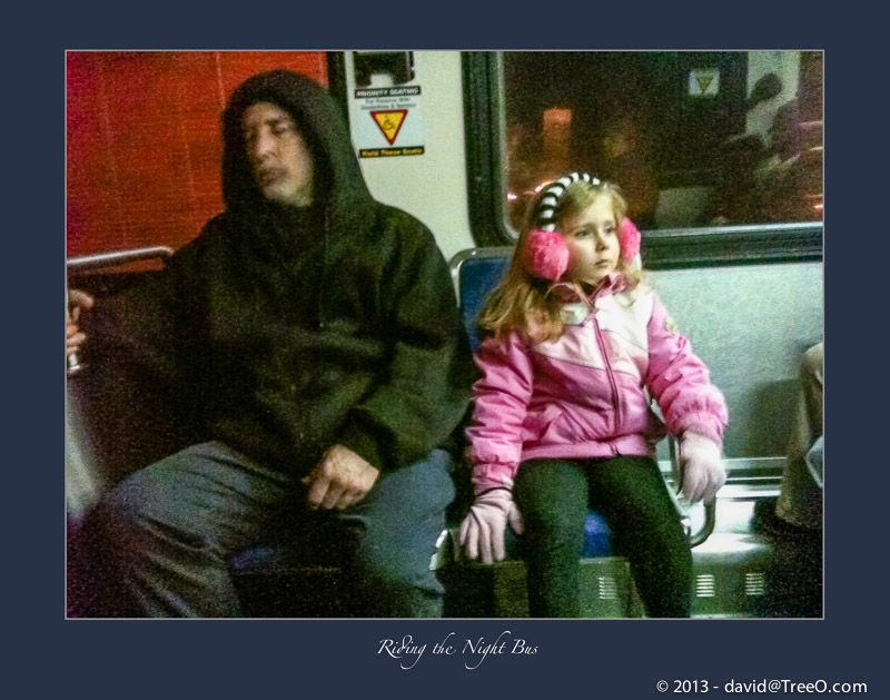 Riding the Night Bus