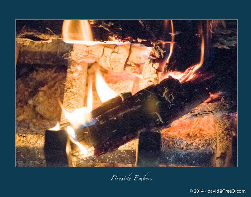 Fireside Embers
