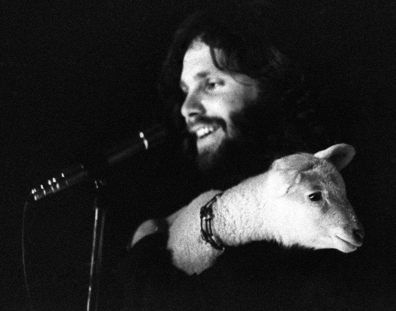 Jim Morrison & the Lamb